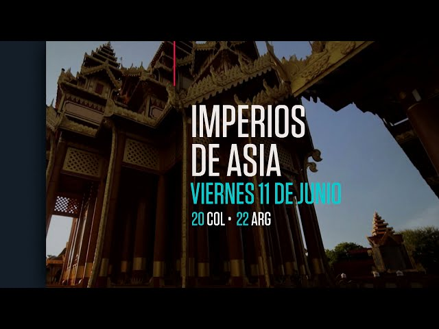 IMPERIOS DE ASIA ESTRENO FECHA LAT