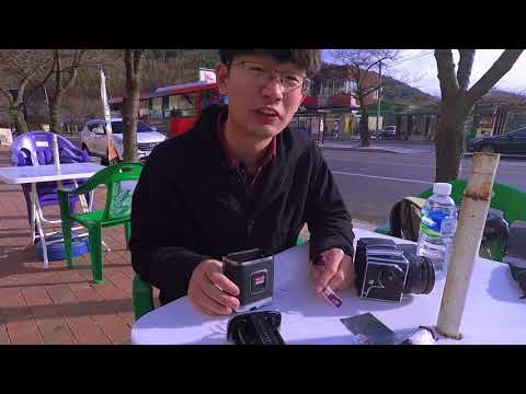 VLOG 7 (Hasselblad 503cx in Daegu City)