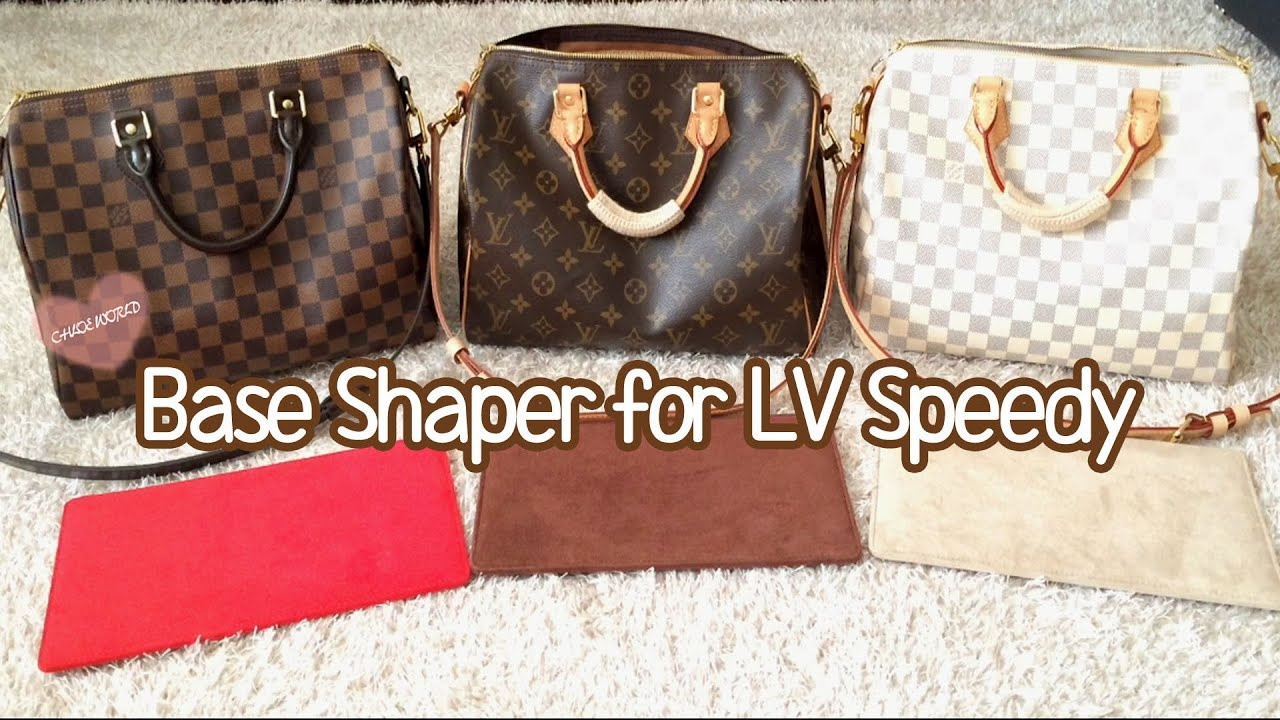 25acf4f95294d Base shaper for Louis Vuitton speedy B 30 + Comparison Modelling shots