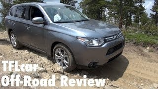 Mitsubishi Outlander GT 2014 Videos
