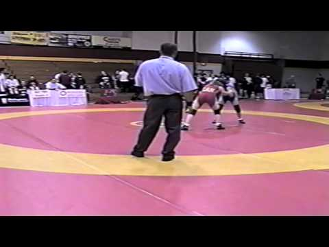 2005 Canada Cup: 51 kg Pam Ewanishin (CAN) vs. Alyssa Krahn (CAN)