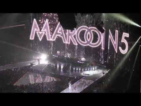 Maroon 5 at BBT Center
