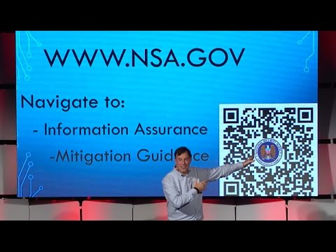 USENIX Enigma 2016 - NSA TAO Chief on Disrupting Nation State Hackers