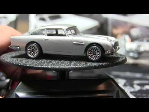 Hot Wheels James Bond 007 5 Car Set & Another Giveaway Announcement!