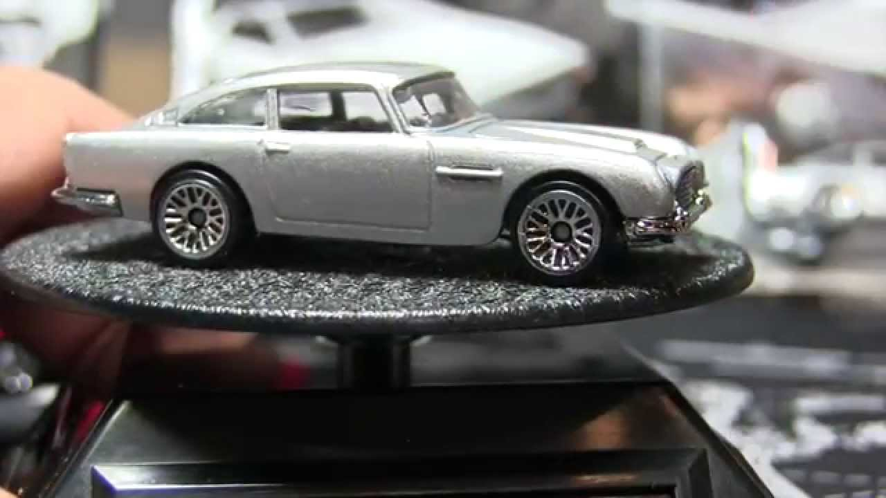 Hot Wheels James Bond 007 5 Car Set U0026 Another Giveaway Announcement!    YouTube