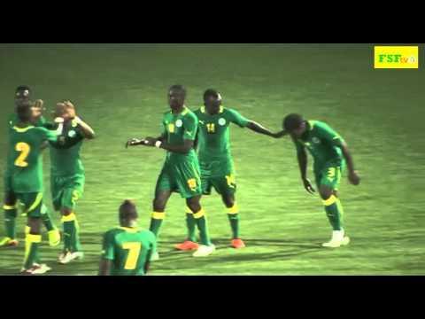 Buts du match Sénégal - Guinée Bissau (5-0)