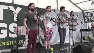 The Longest Johns My Son John Falmouth Shout 2014