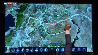 المنطقة الأمنة في سوريا.. الجغرافيا والصعوبات