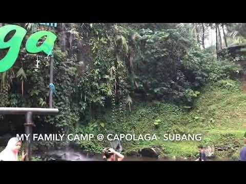 Family Camp Capolaga Ciater Subang Youtube