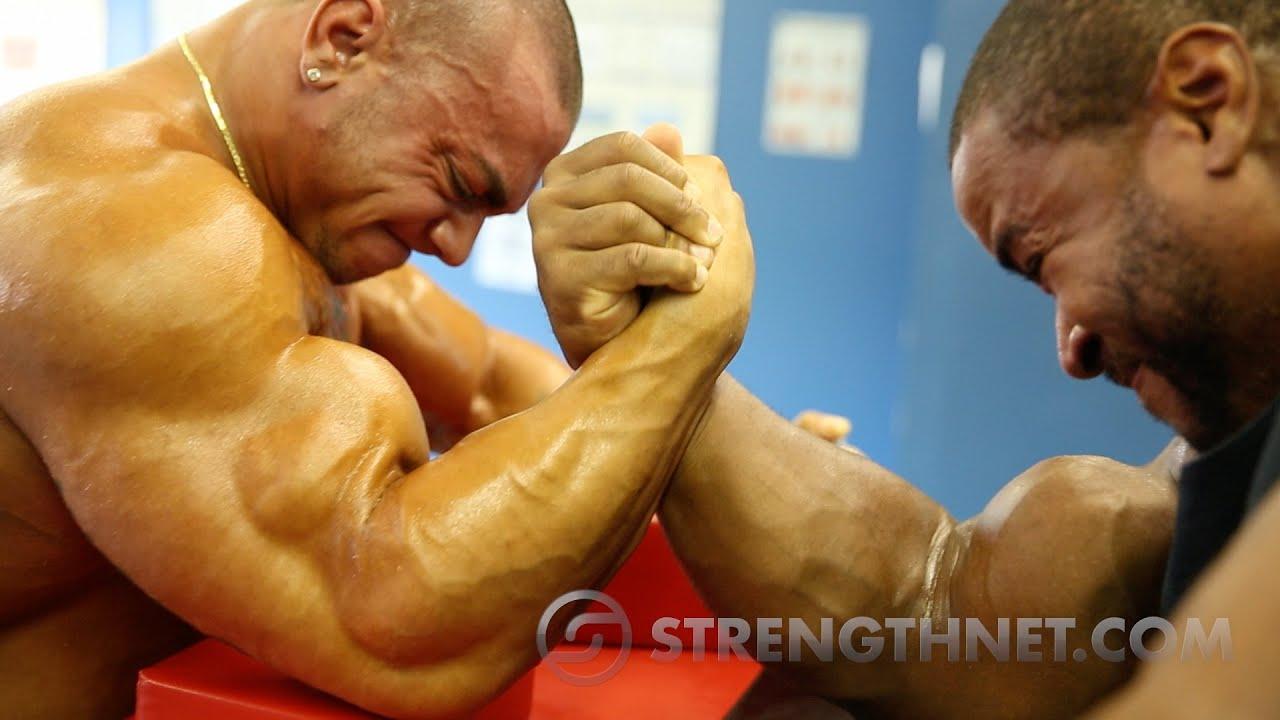 Arm Wrestling Anthoneil Vs Tristen Youtube