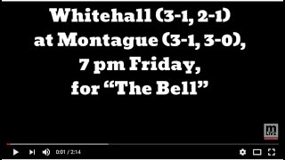 Previewing 2018 Montague-Whitehall football game