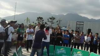 Yama buddha vs NTR(Nepali rap battle) nephop