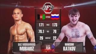 Baz Mohammad Mubariz Vs Maxim Katkov full fight HD
