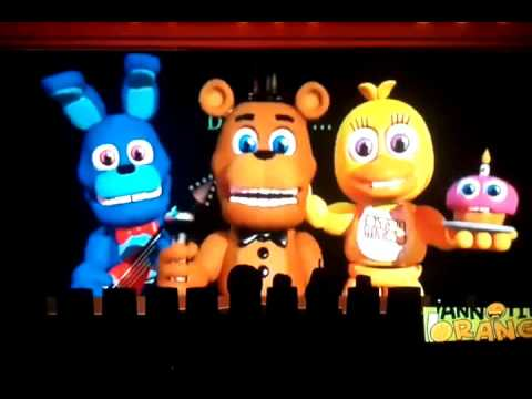 Annoying Orange Five Nights At Freddy S 3 Trailer Trashed By 470 315 Views