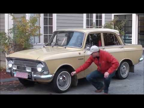 1980 Moskvitch 412, Overview, AlphaCars & Ural of New England