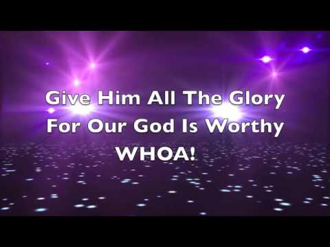 Put Your Hands Up By Planetshakers (Instrumental w/ Lyrics)