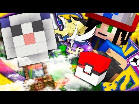 UNA POKE-MONGOLFIERA FUNZIONANTE - Minecraft ITA - PIXELMON ULTRA #21