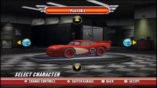 Cars Race-O-Rama Wii (Dolphin): First Record