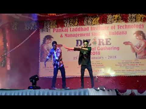 Dancing star shubham pawar