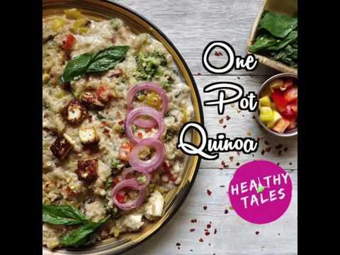 one-pot-quinoa-|-healthy-recipes-|-cheesy-quinoa-pulao