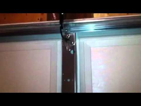 Garage door that wont open  YouTube
