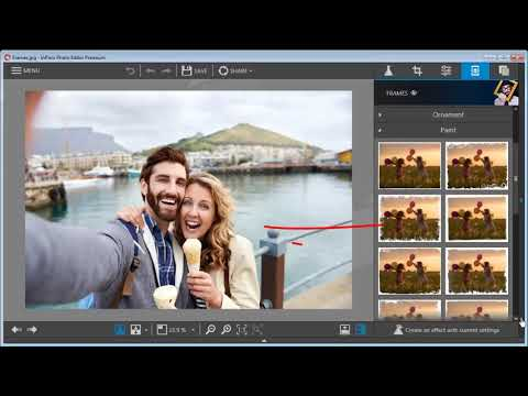 Free Photo Editor   A Simple Photo Editing Program by InPixio