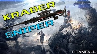 Titanfall Amped KRABER-AP Sniper Rifle OWNAGE! (PC Gameplay / Commentary)
