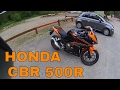 Honda CBR500R Review & Test Ride