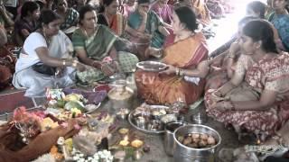2014-03-14, Akkayyapalem, Vizag- Lalitha Mahila Mandali Poja at Devipuram