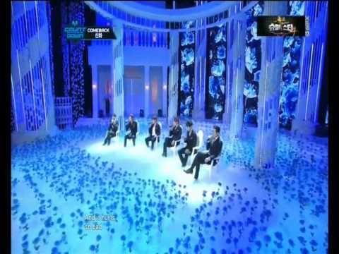 Shinhwa - HD Hurt instrumental (Karaoke with lyrics)