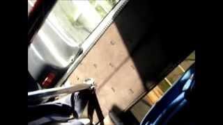 видео автобусы в кирилловку