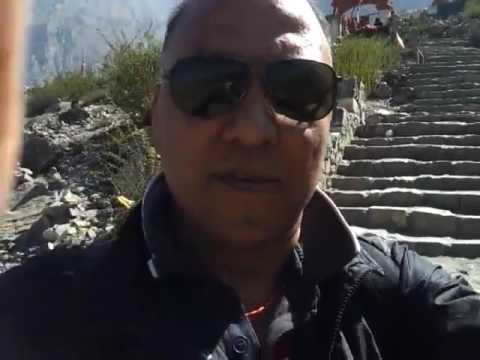 On way to Muktinath         Manik R  Tuladhar