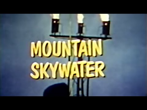 Mountain Skywater - Colorado River Basin Cloud Seeding Pilot Project - 1981