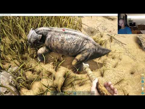 Ark Survival Evolved ep1.Learning the game
