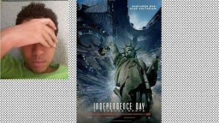 Independence Day 2 - OS PIORES FILMES