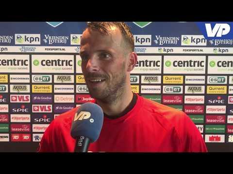 Matchwinner Jansen over Ajax, Feyenoord, PSV: ''Alles kan met voetbal''
