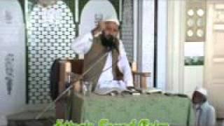 peer sahib zada abdul ali ghazali bayaan  -31 10 2014