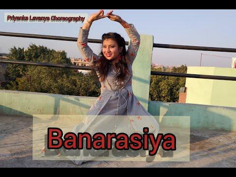 Banarasiya||Raanjhanaa||Semi classical fusion||Priyanka Lavanya Choreography