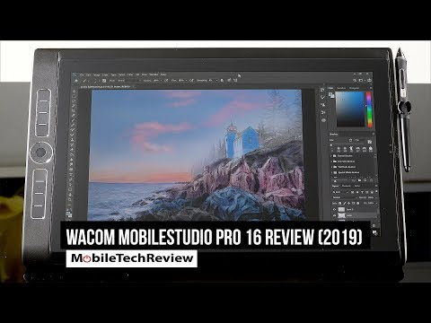 Wacom MobileStudio Pro 16 (2019, 2nd Gen) Review
