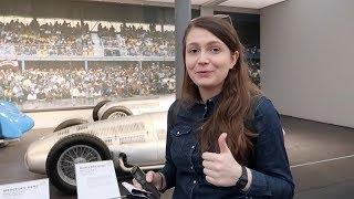 видео Музей автомобилей в Мюлузе