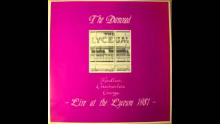 The Damned - Mindless, Directionless, Energy. Live at the Lyceum 1981 (Full Album)