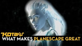 The Two Moments That Make Planescape: Torment A Masterpiece