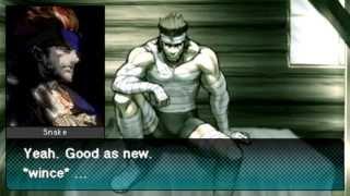 Metal Gear Acid 2 Walkthrough - 28 - Stage 12: Escape Route (2), Ending (Final)