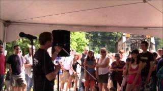 Rambo Bridge: Final Take Event, Hope BC - Mark Madryga (Global TV)