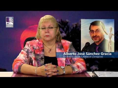 Rosalía Zabala y Alberto José Sánchez Gracia en Luces para el Alma