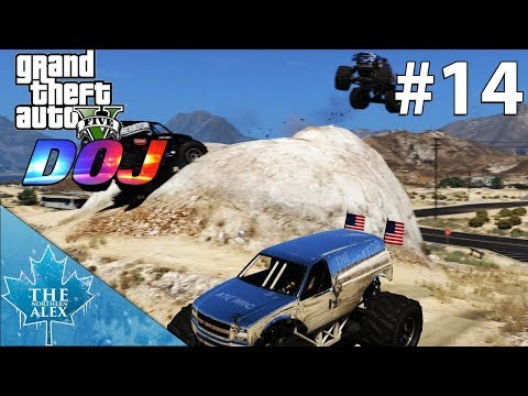 GTA V Department of Justice #14 - What realism ? - Criminal