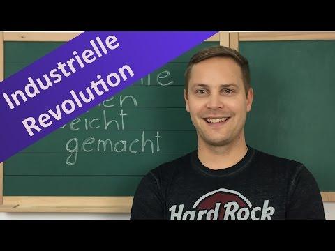 Die Industrielle Revolution - Ursachen, Bedeutung und Erfindungen der 1. Industrialisierung