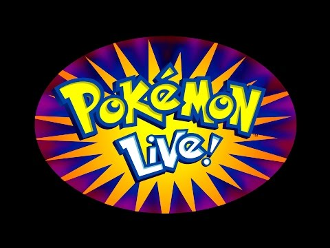 POKEMON LIVE! - FULL SHOW