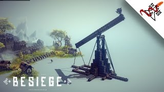 Besiege - How To Build A Trebuchet [guide]