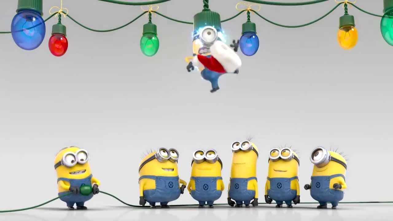 Minion Rush'ların Size Yeni Yıl Mesajı Var - YouTube